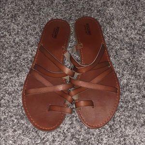 Women's sandals 7.5